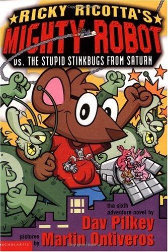 Ricky ricotta s mighty robot vs the stupid stinkbugs from saturn