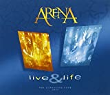 Live And Life [2 CD + 1 DVD] by Arena [Music CD]