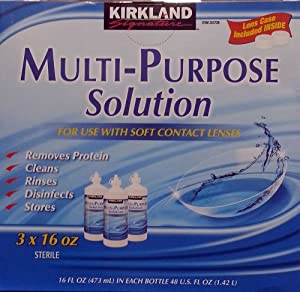 Kirkland Signature Multi-Purpose Solution 3X16oz