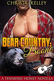 Bear Country: Boone (BBW Bear Shifter Paranormal Romance)
