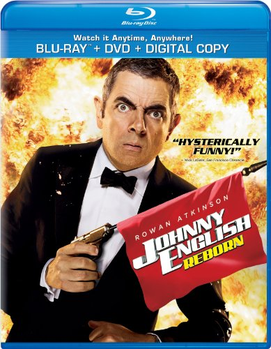Johnny English Reborn (Blu-ray + DVD + Digital Copy + UltraViolet)