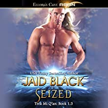 Seized (       UNABRIDGED) by Jaid Black Narrated by Tillie Hooper