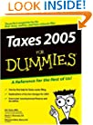 Taxes 2005 For Dummies (Taxes for Dummies)