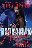 Barbarian Alien Part 3 - Asunder: A SciFi Alien Serial Romance (Ice Planet Barbarians Book 10)