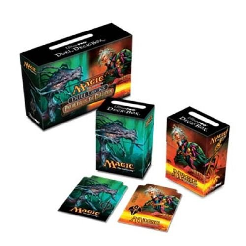 ULTRA PRO MAGIC THE GATHERING PHYREXIA VS THE COALITION COMBO PACK DUAL DECK BOX