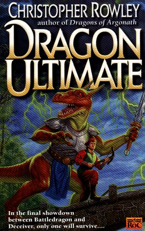 Dragon Ultimate (Bazil Broketail), Christopher Rowley