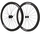 PowerTap G3 46 Carbon Clincher Wheelset Black, Shimano