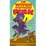 Witch Who Turned Pink [VHS] ~ Animated            ...