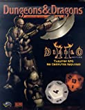 Diablo II Tabletop RPG Box Set (Dungeons & Dragons) (078691548X) by Bill Slavicsek