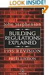 Building Regulations Explained: 1995...