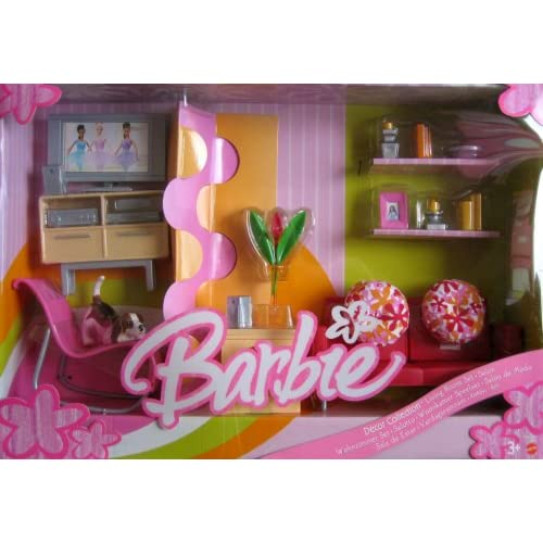 Barbie Room Decor Games Photograph |   Barbie - Decor Coll