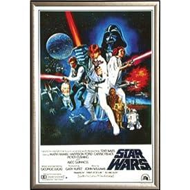 Vintage Star Wars Posters