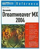 echange, troc Olivier Abou - Dreamweaver MX 2004