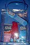 Jolly Rancher Bath & Body Sweet Scented Spa Set - 5 Piece