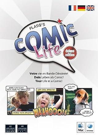 Comic Life Deluxe [Import]