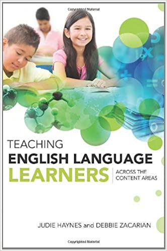 Book cover: teaching english language learners across the content areas
