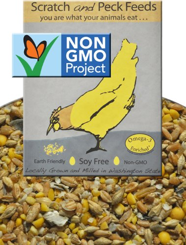 Cheap Naturally Free Layer Chicken Feed, 25lbs (B0068SP1XE)