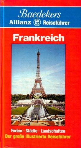 Allianz Reiseführer. Frankreich.