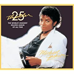 Michael Jackson 25th Anniversary of Thriller (CD+DVD)