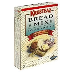 Krusteaz, Sourdough Bread Mix, 14-Ounce (12 Pack)