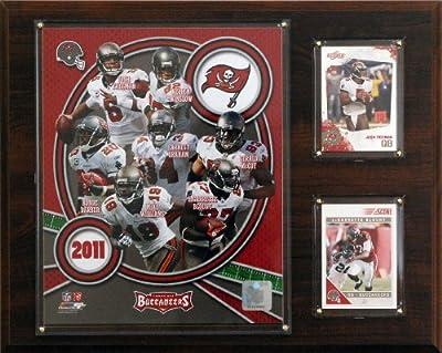NFL Tampa Bay Buccaneers 2011 Team Plaque