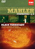 Mahler Symphonies 1 & 8 (Symphony of a Thousand) / Klaus Tennstedt, Chicago Symphony Orchestra, London Philharmonic Orchestra