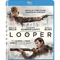 Looper (+ UltraViolet Digital Copy) [Blu-ray]