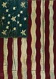 Toland Home Garden 110627 Freedoms Gate Garden Flag, 12-1/2-Inch by 18-Inch