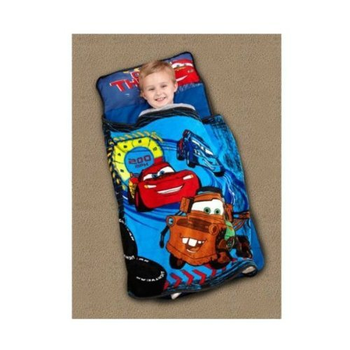 Disney Toddler- Cars Nap Mat - 1