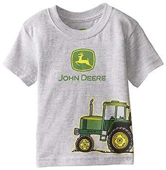 John deere baby boys 39 tractor wrap short sleeve tee for John deere shirts for kids