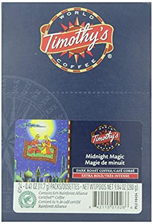 Timothy's World Coffee, Midnight Magic
