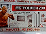 Body By Jake Tower 200 Full-Body Exercise Gym [Sports] [Sports] [Sports]