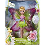 Disney Fairies, Flower Scents Doll, Berry Blossom Tinker Bell, 9 Inches