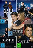 Castle - Staffel 1-5 (27 DVDs)