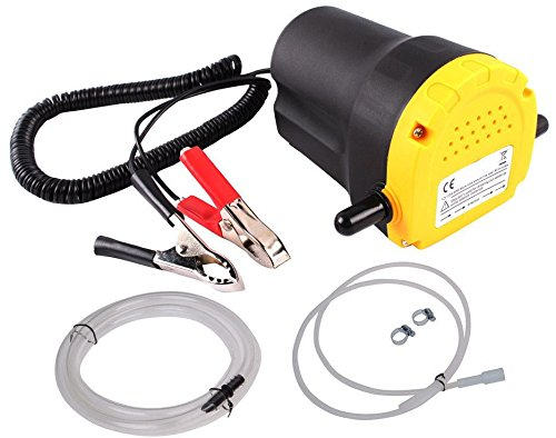 12V Portable Oil Gas Fuel Diesel Motor Extractor Scavenge Suction Transfer Pump (12v Oil Transfer Pump compare prices)