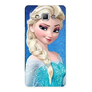 Ajay Enterprises Extant Wink Princess Back Case Cover for Galaxy A7