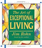 img - for The Art of Exceptional Living book / textbook / text book