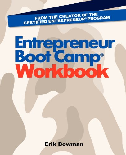 Entrepreneur Boot Camp® Workbook