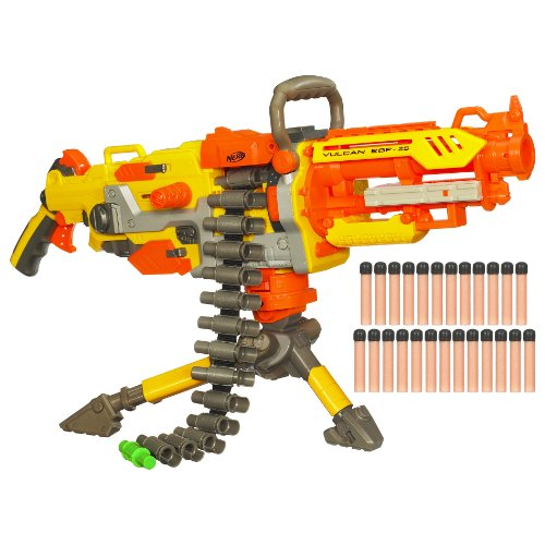 Nerf N-Strike Vulcan EBF-25 Dart Blaster (Discontinued by manufacturer) (Nerf Guns At Walmart compare prices)