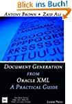 Document Generation From Oracle XML A...