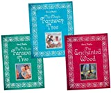 Image of Enid Blyton Magic Faraway Tree Enchanted Wood Folk of the Faraway Tree 3 Illustrated Books Set Collection
