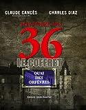 Coffret 36, quai des orfèvres avec DVD
