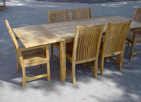 Teak Steamer Chairs 91005