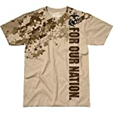 7.62 Design Men's T-Shirt USMC 'For Our Nation'