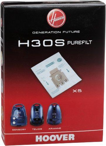 hoover h 30 s 5 sacs aspirateur papier telios your 1. Black Bedroom Furniture Sets. Home Design Ideas