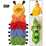 Baby Sleeping Sack Suit Colourful Caterpillar Size 75