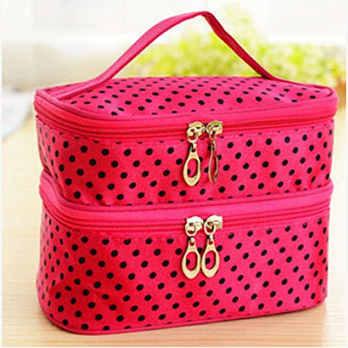 teenxful-dual-layer-polka-dots-travel-cosmetics-makeup-toiletry-bags-organiser-holder-storage-case-r