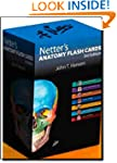 Netter's Anatomy Flash Cards: with On...