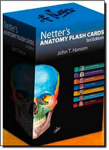 Netter's Anatomy Flash Cards: with Online Student Consult...