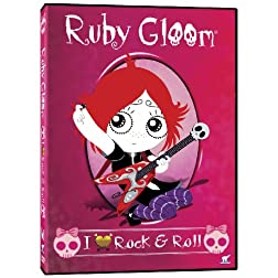 Ruby Gloom: Heart Rock & Roll